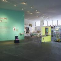 Melquiades Herrera. Reportaje plástico de un teorema cultural. Vistas de instalación. Museo Universitario Arte Contemporáneo, MUAC/UNAM, 2018. Fotografías: Oliver Santana