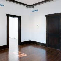Group show. Exhibition view of No Turns atJonathan Hopson Gallery, Houston, Texas, USA, 2018. Courtesy ofJonathan Hopson Gallery