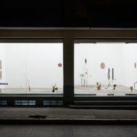 Ivan Krassoievitch & Edward Salas. Vistas de la instalaciónEl Museo Extemporáneo de Arte Popular enBWSMX, Ciudad de México, 2018