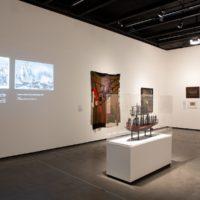 Group show. Exhibition view ofHistórias afro-atlânticas at Museu de Arte de São Paulo,São Paulo, Brazil, 2018. Courtesy of MASP andInstituto Tomie Ohtake