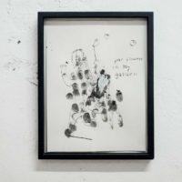 Carlos Huffmann. Vista de la exposición Recursivaen Constitución, Buenos Aires, 2018. Registro: Flor Lista. Cortesía de Constitución
