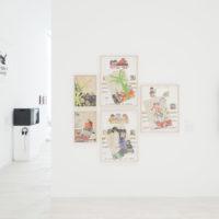Vista de la exposición Memorias del subdesarrollo: El giro descolonial en el arte de América Latina, 1960-1985,Museo Jumex, 2018. Foto: Abigail Enzaldo y Emilio García. Imagen cortesía de Museo Jumex.