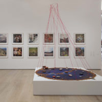 Mercedes Dorame, Installation view, Made in L.A. 2018, June 3-September 2, 2018, Hammer Museum, Los Angeles. Photo: Brian Forrest. Image courtesy of Hammer Museum.
