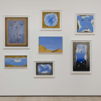 Luchita Hurtado, Installation view, Made in L.A. 2018, June 3-September 2, 2018, Hammer Museum, Los Angeles. Photo: Brian Forrest. Image courtesy of Hammer Museum.