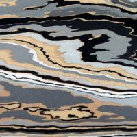 Verónica Gerber Bicecci, Escritura de tiempo, 2005. Pintura acrílica sobre triplay. 44 x 122 cm, 1/2 pulgada de espesor. Imagen cortesía de la artista.