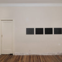 Emanuel Rossetti, installation view: Relay Rust, Jan Kaps, Mexico City, 2018. Photo credit: Bruno Ruiz Nava