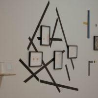 Vista de la exposición Bienal NÓmade- Gross Capital en Museo de Arte Contemporáneo (MAC), Santiago de Chile, 2018