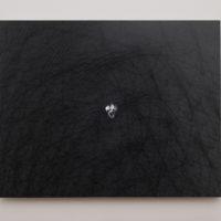 Emanuel Rossetti, dragon, 2018, b/w print, mounted on aluminum, 39 cm × 49 cm Photo credit: Jordàn Rodríguez