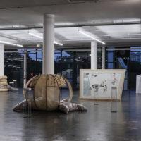 Installation view of Wura-Natasha Ogunji's exhibition. 33rd Bienal de São Paulo: Affective Affinities, 2018. © Leo Eloy / Estúdio Garagem / Bienal de São Paulo Foundation