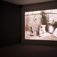 Installation view of Mamma Andersson's exhibition. 33rd Bienal de São Paulo: Affective Affinities, 2018. © Pedro Ivo Trasferetti / Bienal de São Paulo Foundation