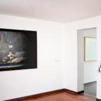 Vista de la exposición Habitar en Casa Hoffman, Bogotá, 2018. Cortesía de Casa Hoffman