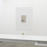 Martín Soto Climent. Everything begins somewhere else. Installation view at PROYECTOSMONCLOVA, Mexico City 2018 Courtesy of the artist and PROYECTOSMONCLOVA. Photo by Ramiro Chaves