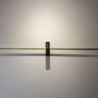 Juan Caloca. Cambio de Estado. Vista de exhibición en Parque Galería 2018.