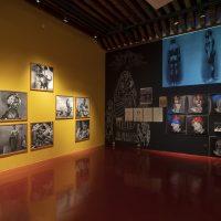 Africamericanos. Vista de instalación en Centro de la Imagen, Ciudad de México, 2018. Foto por Elic Herrera. Imagen cortesía de Centro de la imagen