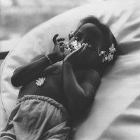 Sandra Eleta. Dulce. Portobelo, Panamá, 1978. Consejo Mexicano de Fotografía. Acervo Centro de la Imagen