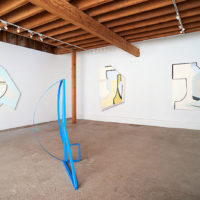 Rebekah Goldstein. See You on the Flipside. CULT Aimee Friberg Exhibitions. San Francisco, California. Photo by John Wilson White