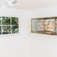 Genevieve Belleveau, Circlusion, Garden, 2018, installation view. Courtesy the artist and Garden, Los Angeles
