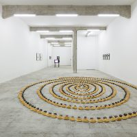 Installation view. Image courtesy of Galeria Jaqueline Martins/photos: Gui Gomes