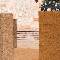 Antonio Bravo (Ciudad de México, 1983), Albarrada. Cortesía Bienal FEMSA, 2018