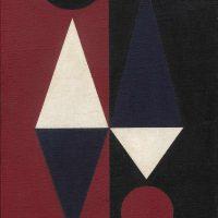 Rubem Valentim, Untitled (1960). Image courtesy: Berenice Arvani Gallery