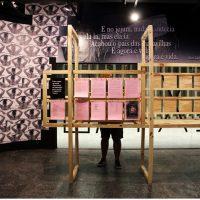 Textão. Installation view, Museu da Diversidade Sexual, São Paulo, 2018. Courtesy by curatorial team