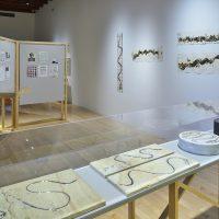 Marcos Kurtycz, Contra el estado de guerra, un arte de acción total (2018). Vista de instalación. Imagen cortesía: Museo Amparo