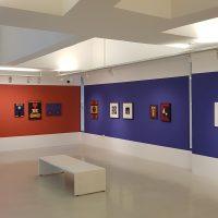 Mãe África: Pierre Verger e Rubem Valentim (2018). Installation view.Image courtesy: Berenice Arvani Gallery