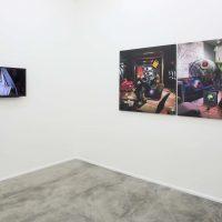 La cabeza que mató a todos (2018). Installation view. Image courtesy of Galería Agustina Ferreryra