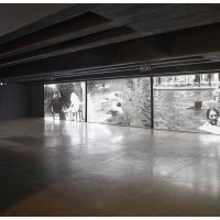 José Alejandro Restrepo, Abandonen Toda Esperanza (2018). Vista de instalación. Imagen cortesía de Museo La Terturlia