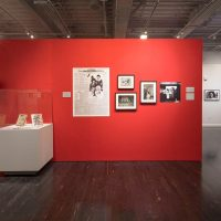 Installation view, Regeneración: Three Generations of Revolutionary Ideologyon view at the Vincent Price Art Museum, East Los Angeles College, September 29, 2018 - February 16, 2019. Photo by Monica Orozco