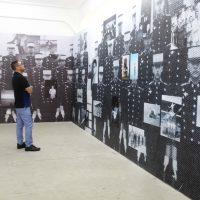 César Augusto Ramírez. Vista de instalación.Imagen cortesía de ABLi Arte Bienal en Lima
