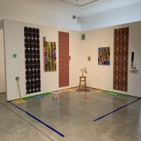 Juan Alberto Negroni. Installation view. Image courtesy of the curators