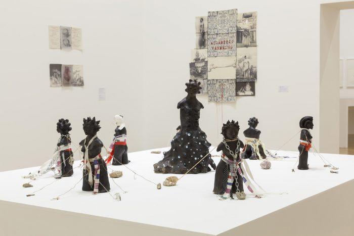 Rosana Paulino: The Sewing of Memory, at Pinacoteca de São Paulo, Brazil