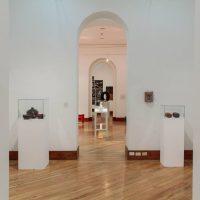 Vista de instalación, La Artefactoría, Centro de Arte Contemporáneo de Quito, 2019. Fotografía: Pablo Jijón. Comunicación y Diseño, Centro de Arte Contemporáneo de Quito