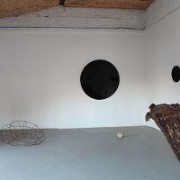 Moisés García Nava, Efímero Eterno (2019). Installation view. Image courtesy of Parallel Oaxaca