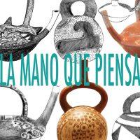 Las cerámicas prehispánicas del Occidente de México y Perú comparten la particularidad del asa estribo, la diversidad y complejidad de los tipos de asa estribo nos permiten sospechar que su diseño va más allá de un simple uso práctico.
