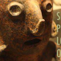 Los objetos arqueológicos se pesan y se miden pero también se sienten y comunican de un ser humano a otro cruzando las barreras del tiempo. Escultura de cerámica, Ixtlan del Río, Sala de Occidente, MNA
