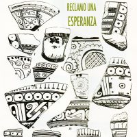 Dibujo arqueológico de Adolfo Best (1921-1922), intervenido