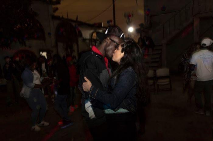 Ayisyen and Catrachos en Tijuana