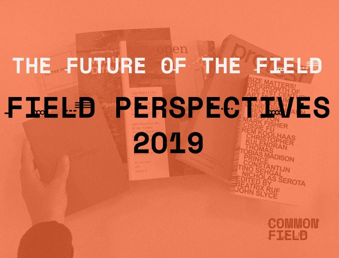 Field Perspectives 2019: The Possibility of Uncertainty