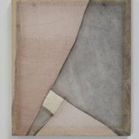 Martha Tuttle, Omphalus 2 (2019). Fabric on frame. Image courtesy ofPiero Atchugarry Gallery