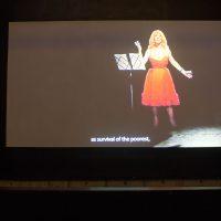 Ana Gallardo, A boca de jarro. Silvia Mónica (2008). Duración Aproximada: 6 minutos. Video cortesía de la artista