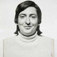 No Grupo [Envío conceptual a la X Bienal de París ], 1977 Caretas. Impresión en papel fotográfico. Foto: No Grupo, Centro de Documentación Arkheia, MUAC, UNAM