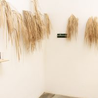 Exhibition view of Litro por kilo, Massapê Projetos, São Paulo, Brazil, 2019