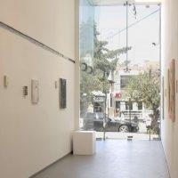 Lucía Vidales, Cuerpo de esta sombra (2019). Vista de instalación. Imagen cortesía de Galería Alterna