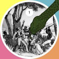 Ilustración francesa representando el comienzo de la rebelión de esclavos negros en Haití, quienes a partir de agosto de 1971 saquearon las ciudades, destruyeron las plantaciones y asesinaron a sus antiguos amos blancos, en un proceso que culminó en 1804 con la declaración de Haití como la primera nación independiente de América.
