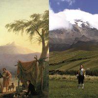 Fabiano Kueva, Friederich Weist, AV Humboldt en la llanura de Tapi - 1810. Videostill por Mayra Estevez (2012). Imagen cortesía de Ex Teresa Arte Actual