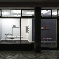 Juan Sebastián Bruno(2019). Vista de instalación. Imagen cortesía de PASTO Galería