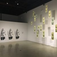 Juan Pablo Ordóñez, 121 honorables y otras atrocidades. Estampas en xilografía Colección del artista, 1999
