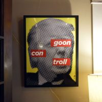 Rubén Esparza, goon con troll (2018). Courtesy of the artist ©Rubén Esparza